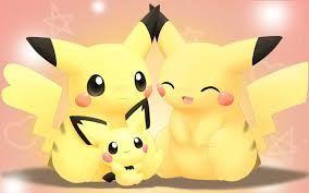Resultado de imagen para imagenes de pikachu