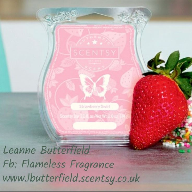 I have decided to start doing a scent of the week, so...... This weeks scent of the week is: STRAWBERRY SWIRL 🍓🍓🍓 #leannesmellsthescent #strawberry #fruit #scentoftheweek