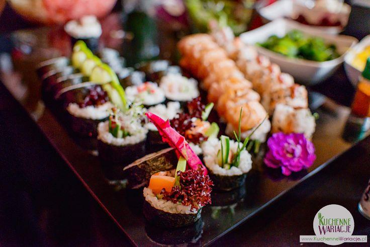 Sushi Fot. kuchennewariacje.pl
