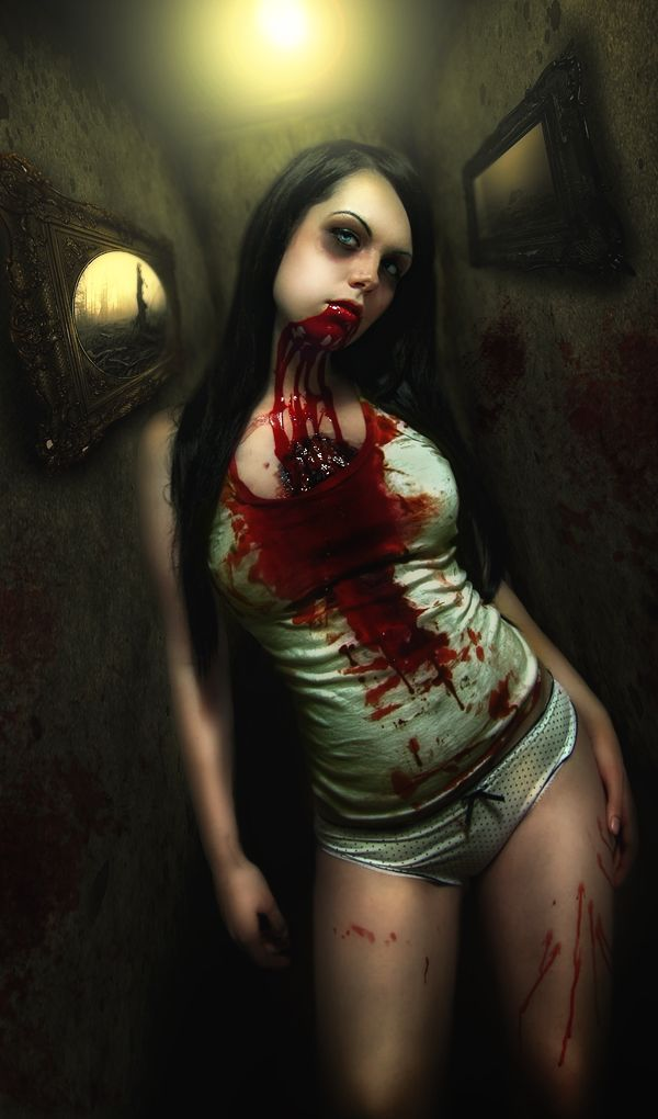 Hot zombie girls xxx