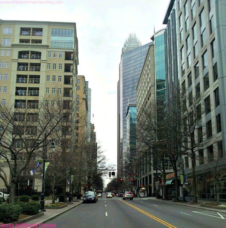 downtown Charlotte NC