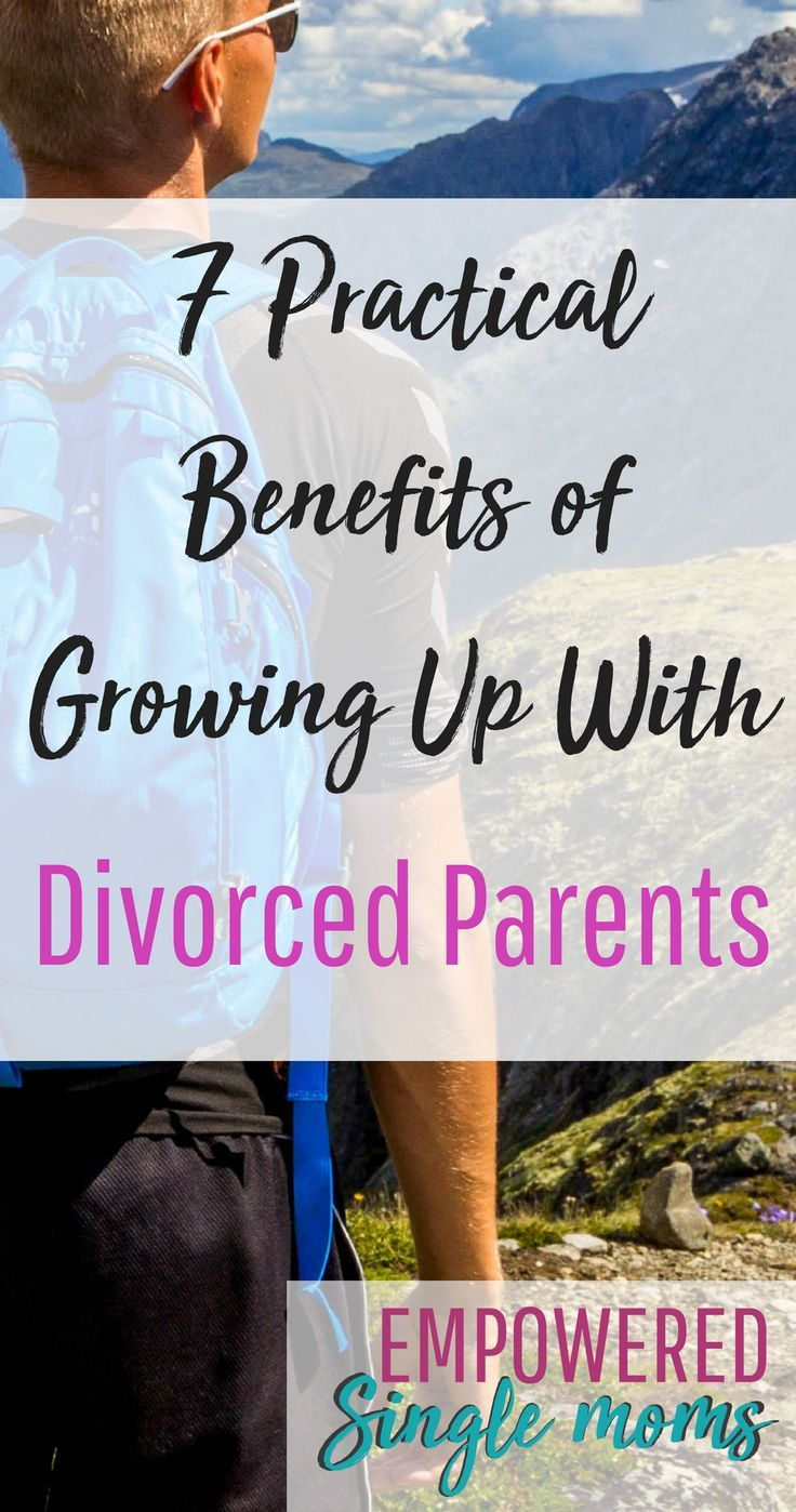 Do you feel guilty that your kids are growing up with divorced parents or parents that were never married to each other? They are developing some fabulous strengths. via @Empowered Single Moms Parenting 2 Home Kids