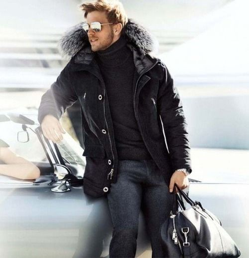 Michael Kors Men Fall/Winter 2014 Campaign