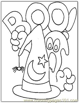 39 best Halloween coloring pages images on Pinterest | Halloween ...
