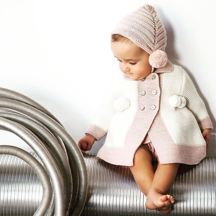 150 best punto niños images on Pinterest | Baby knitting, Baby knits ...