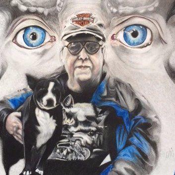 Lee Kerslake-Former Drummer-Uriah Heep-London