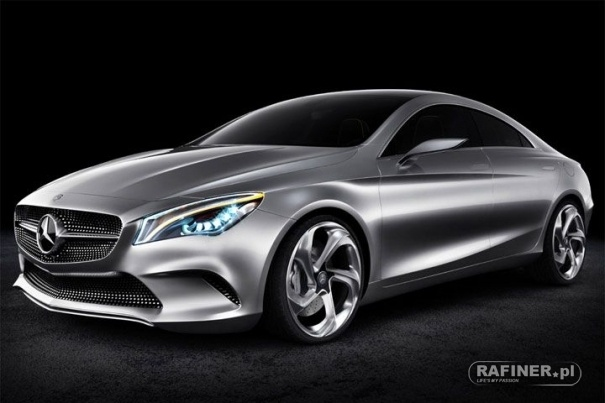 What a great new Benz. Look at that.