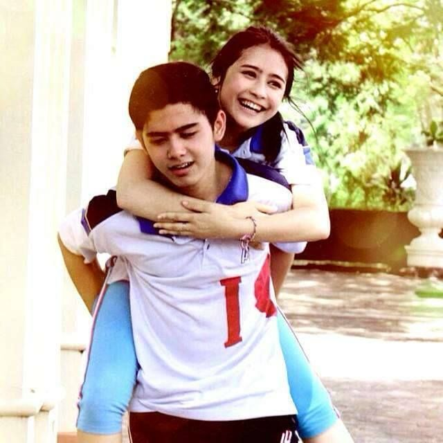 Aliando and Prilly  #GantengGantengSerigala