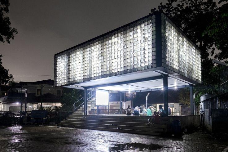 SHAU Microlibrary Taman Bima, BimaStreet Bandung