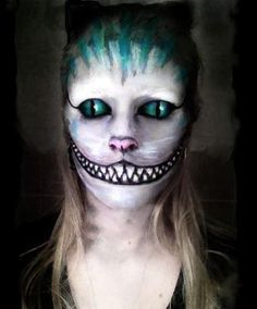 Scary Halloween Cheshire Cat Costume | Cheshire Cat Clothes ...