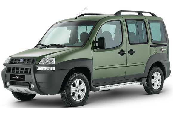 Conheca Os Dados Tecnicos Do Fiat Doblo Adventure 1 8 2005