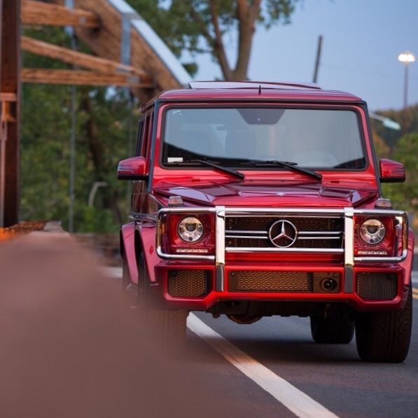 Mercedes G-class❤️