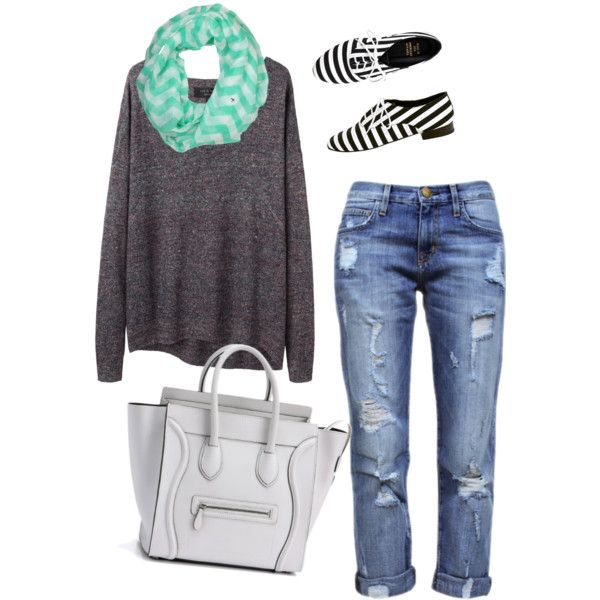All basics need color popping!