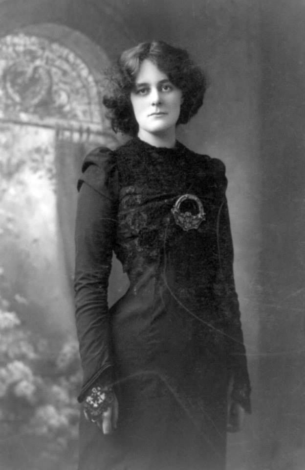 MAUD GONNE    In 1903, Maud married the Mayo-born Captain John McBride who was subsequently executed for his role in the 1916 Easter Rising. She was also immortalized as W. B. Yeats' muse in plays such as Cathleen Ní Houlihan. Her son, Seán MacBride was awarded the Nobel Peace Prize in 1974.
