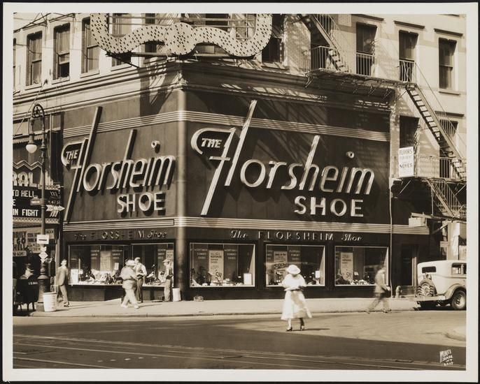 Florsheim Shoe Stores Los Angeles