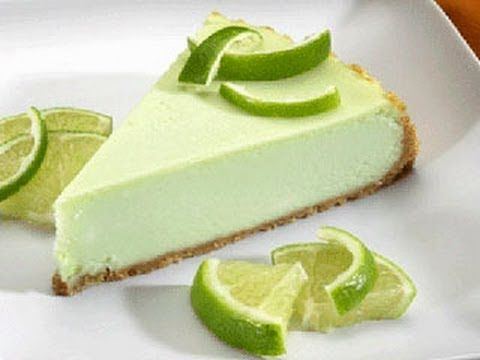 pay de limon sin horno - YouTube