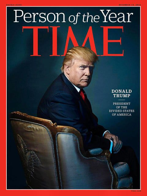 This is the 90th time that Time Magazine named the person who had the greatest influence in the world, for better or worse?, on the event...