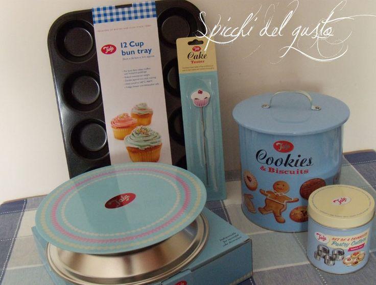 Spicchi del gusto: Tala utensili da cucina dall'aria retrò