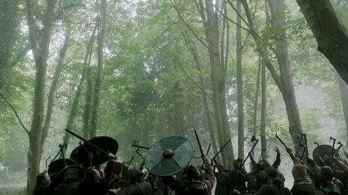 history, battle, and vikings image