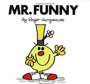 Mr. Funny by Roger Hargreaves from the Mr. Men and Little Miss book series