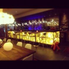 sfeerimpressie restaurant