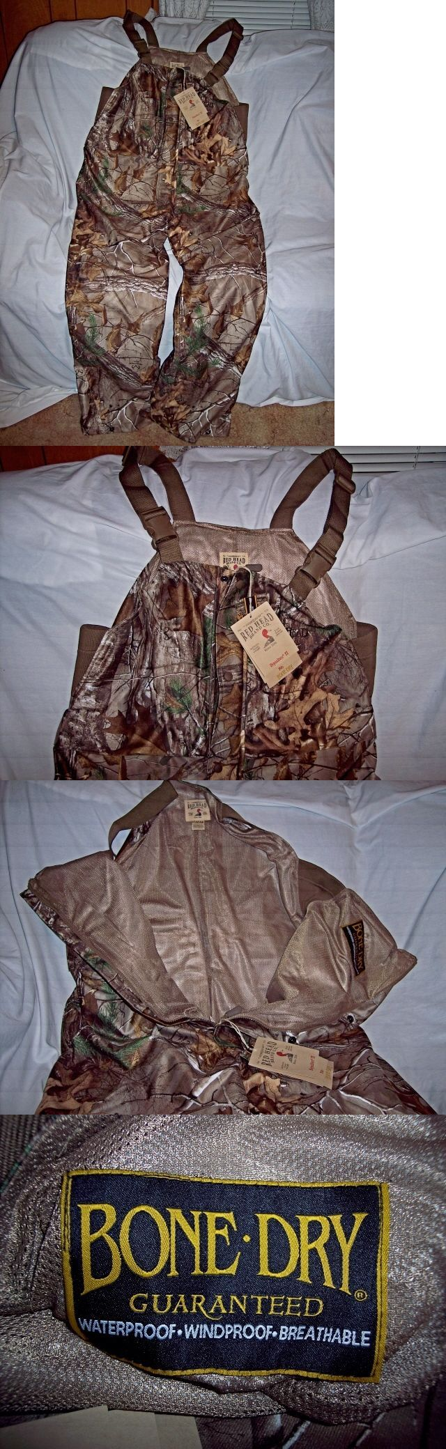 Pants and Bibs 177873: Mens 3X Non Insulated Bibs Realtree Xtra Camo Bib Overalls Water Proof Camo Bibs -> BUY IT NOW ONLY: $109 on eBay!