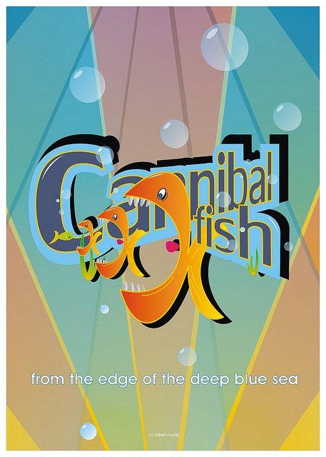 Cannibal fish