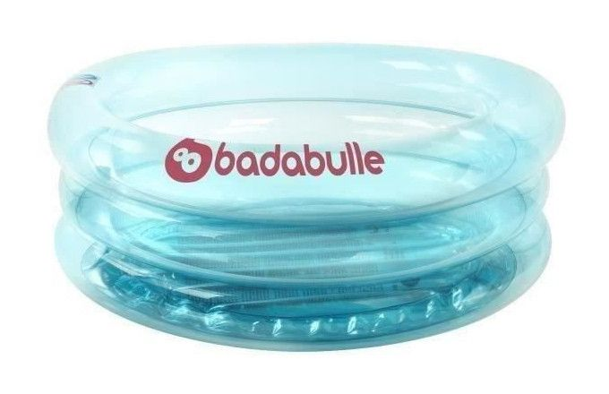 Badabulle Baignoire Gonflable Lagon In 2020 Mini Pool Tub