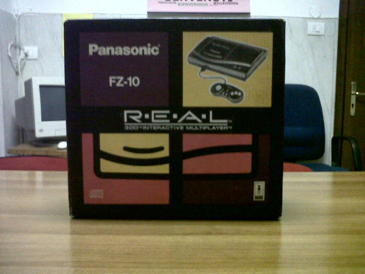 Panasonic 3DO FZ-10