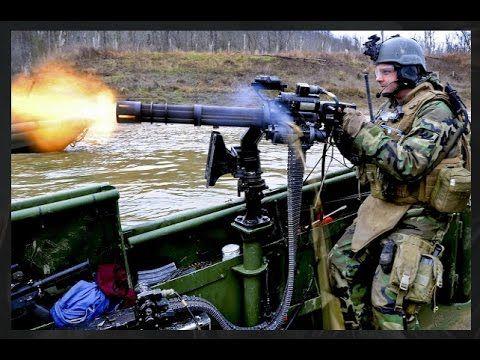 ARMAS DE FOGO MAIS LETAIS DO MUNDO , TOP METRALHADORAS . MELHORES ARMAS ...