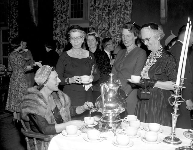McMaster Convocation, October 22, 1955 Historical images