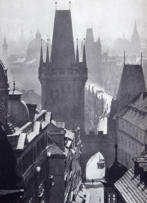 Prague in Pictures by Karel Plicka - Bing Images