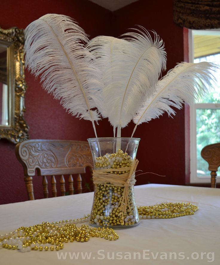 flapper party ideas | 1920s-party-decorations