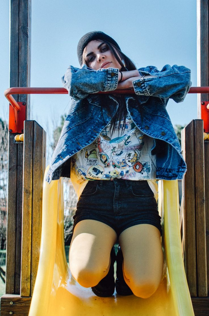 Teen Spirit by Mila F.   http://fashiongrunge.com/2016/02/01/teen-spirit-by-mila-f/