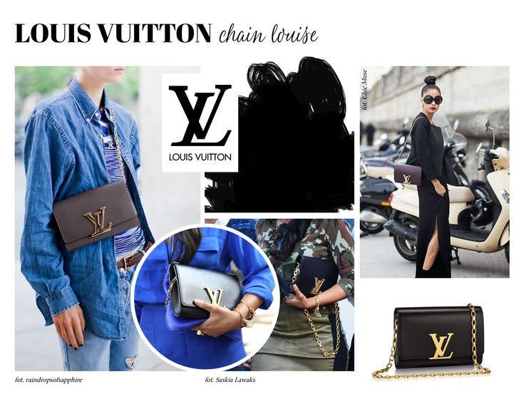 IT BAG! LOUIS VUITTON, BAG, CHAIN, LITTLE, HAND, MINI, INSPIRATION, FASHION, STREET
