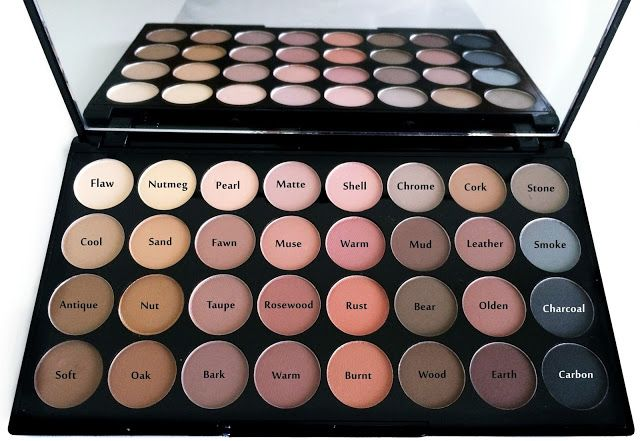 Makeup Revolution Flawless Matte Palette Want... But where to find?!