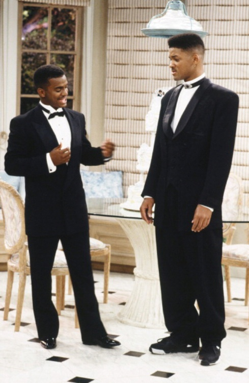 The Fresh Prince of Bel-Air, 1990-96