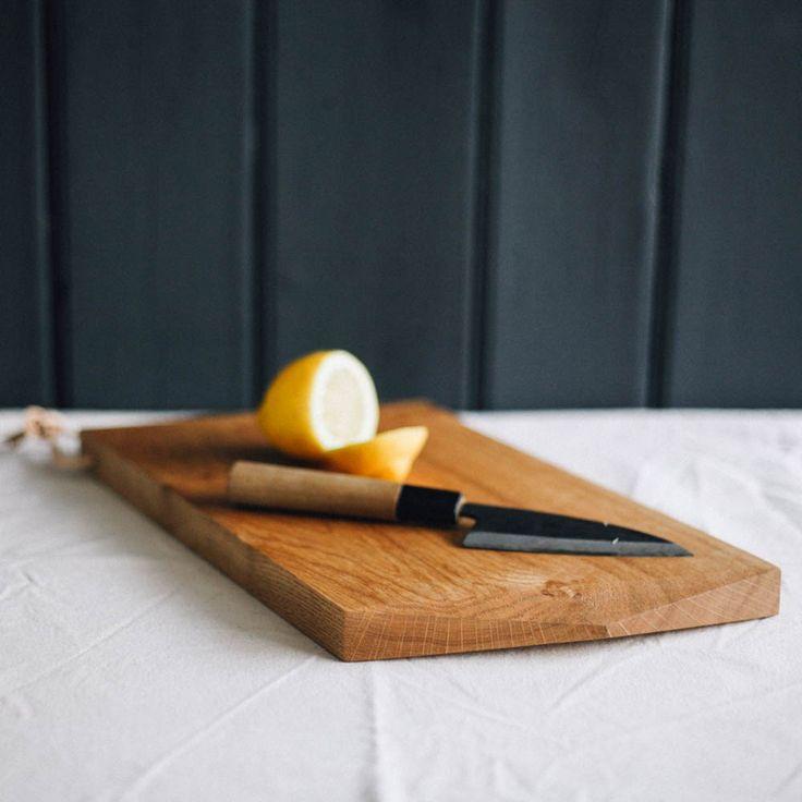 HEDRON Chopping Board – Temper Studio