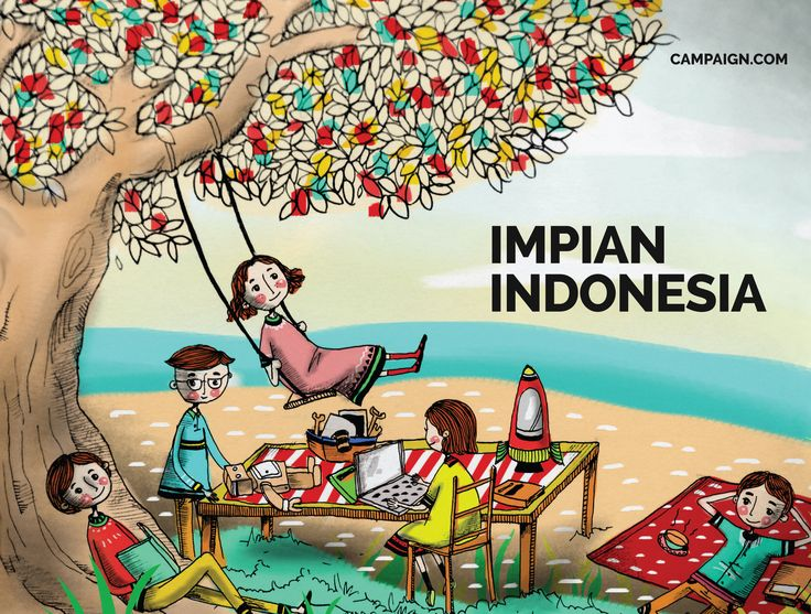 Impian Indonesia by Campaign.com. Published on 9 November 2015.