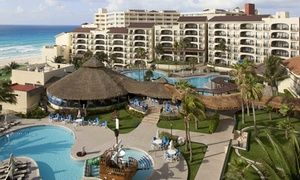 Groupon - ✈ Emporio Hotel & Suites Cancun Stay. Incl. Taxes & Fees. Price per Person Based on Dbl Occupancy (Buy 1 Groupon/Person) in Cancún, Mexico. Groupon deal price: $629