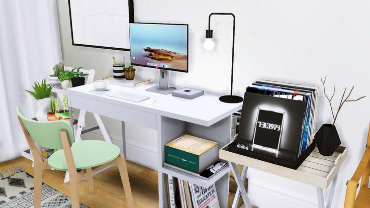 15K Followers Gift • Børge Mogensen 2231 Chair ( High Poly ) • Heal's Junction Table Lamp • IKEA Micke Desk with Storage • IKEA Nordmyra Chair • Dell U2414H Deco • Mac Mini 2015 • Maisons Du Monde...