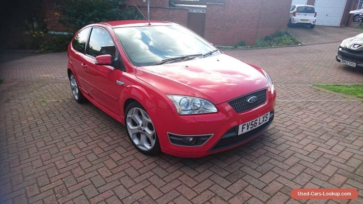 2006 FORD FOCUS ST-2 RED #ford #focusst2 #forsale #unitedkingdom