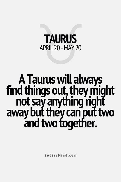 Jesse Morales — Lots of taurus facts                                                                                                                                                                                 More