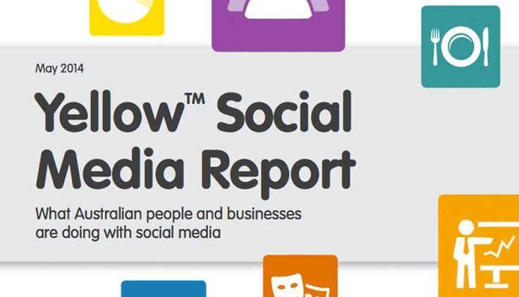 Social media report in Australia - General public and businesses