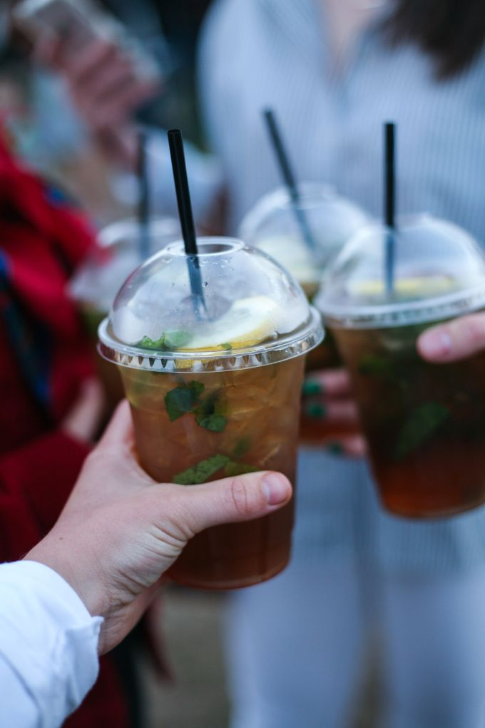 Iced teas at Asian Noodle Markets in Melbourne I Daisy and the Fox