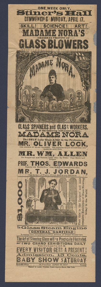 Special Collections & Archives - Itinerant Glassworkers - LibGuides at Corning Museum of Glass