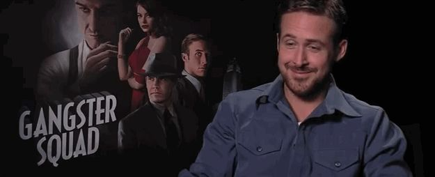 The laugh: | Ryan Gosling Has The Cutest Laugh In The World
