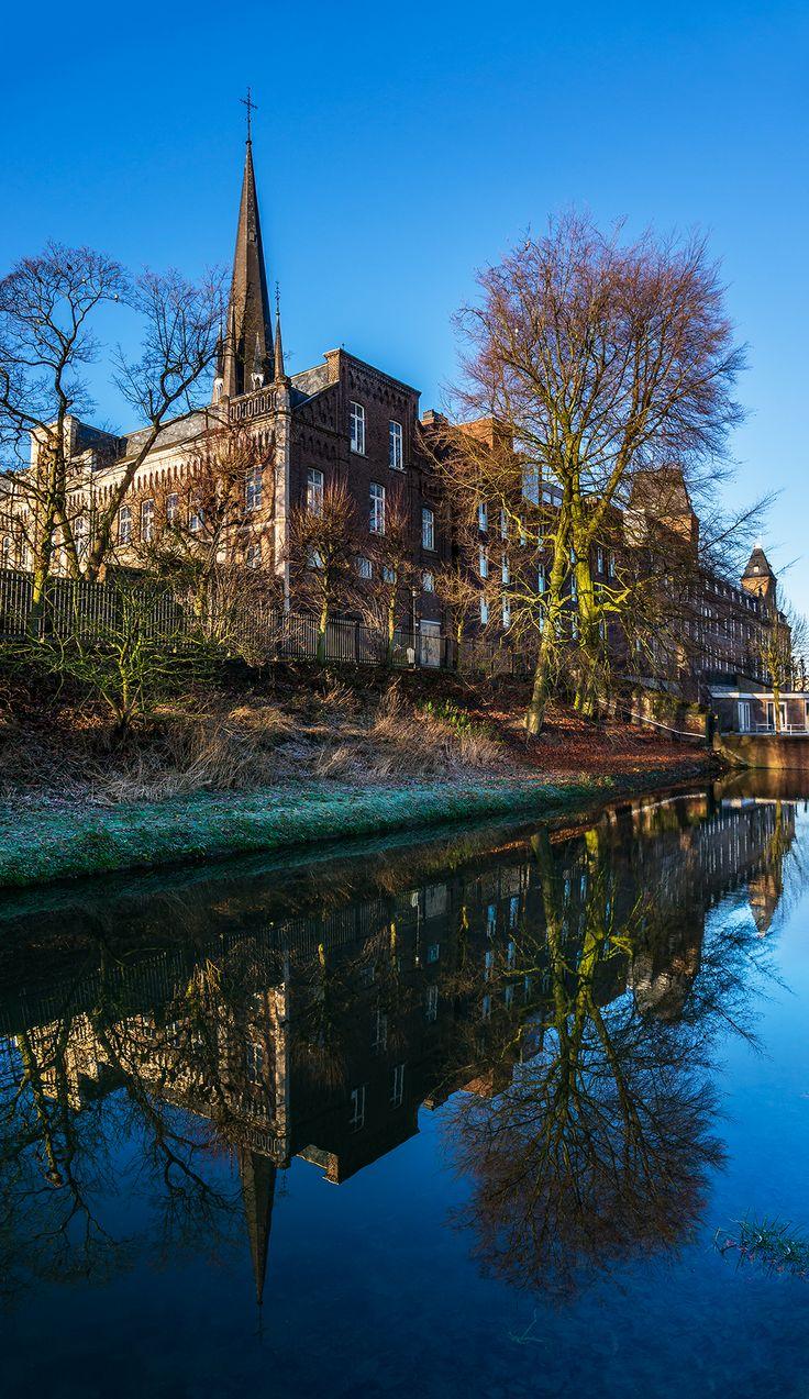 Gracht, Sittard, Zuid-Limburg.