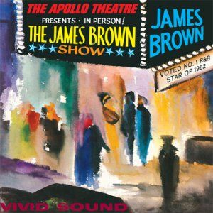 James Brown - Live at the Apollo - 1963