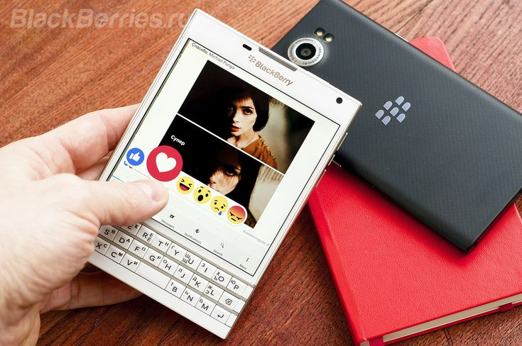 F5 for Facebook новый нативный клиент в BlackBerry World